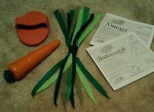 ACCESSORIES for FURREAL PONY CARROT BRUSH GRASS BUTTERSCOTCH SMORES INSTRUCTIONS