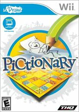 uDraw: Pictionary - Wii