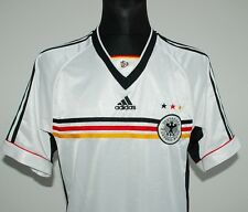 GERMANY rare vintage home shirt ADIDAS jersey trikot maillot maglia camiseta M