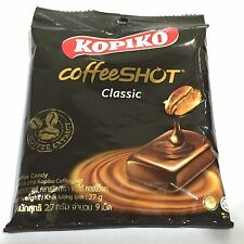 Kopiko Coffee Candy Shot Classic Wholesale 27 G Aromatic Beans Extract 9 Tablets