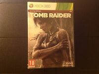 Tomb Raider Survival Edition - Xbox 360 - New And Sealed