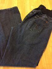 A Pea In The Pod Xl Extra Large Maternity Boot Cut Jeans