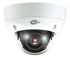 KT&C VDS302NUV9 Outdoor Dome Camera, 960H 750 TVL, 2.8-11mm, IP68, Dual Power