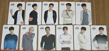 SUPER JUNIOR SMTOWN COEX Artium SUM GOODS LIMITED EDITION 11 PHOTO CARD SET NEW