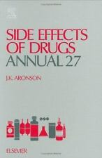 Side Effects of Drugs Annual 27: A Worldwide Yearly Survey of New Data-ExLibrary