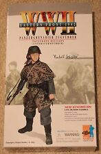 dragon action figure 1/6 ww11 german rudolf 70286 12'' boxed did cyber hot toy