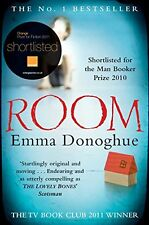 New Room [Paperback] by Donoghue, Emma
