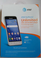 AT&T GO PHONE SAMSUNG GALAXY EXPRESS 3 4G LTE 8GB GSM SMARTPHONE