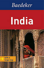 India Baedeker Guide by Schreitmller, Karen ( Author ) ON Oct-09-2009, Paperback