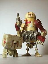 ThreeA WWRp 1/12 Medic Bertie 3A Ashley Wood WWR Grunt Popbot 1/6 Square EMGY TK