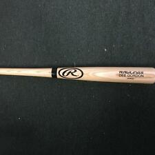 DEE GORDON MARLINS UNSIGNED RAWLINGS PRO BAT ENGRAVED