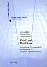 Third Level, Third Space: Intercultural Communication and Language in-ExLibrary