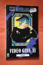 VIDEO GIRL AI - 1°serie- N°15- DI:MASAKU KATSURA- collana neverland- STAR COMICS