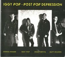 POP IGGY POST POP DEPRESSION CD NUOVO SIGILLATO !!