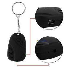 Mini 808 Car Key Chain Micro Camera HD 720P H.264 Pocket Camcorder Hidden Cam AB