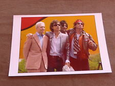 THE ROLLING STONES !!!!!!!!!!!!!OFFICIAL PRESS PHOTO !!!! GLOCY PAPER