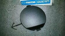 NEW OEM TOWING HOOK COVER front bumper Mazda 3 2010-2011 2.0L BBM4-50-A11C