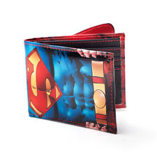 AWESOME DC COMICS SUPERMAN BODY AND CAPE SUPER WALLET *BRAND NEW*