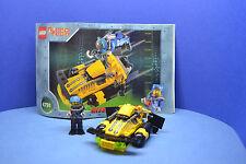 LEGO Set 4791 Alpha Team Unterwasser Scooter von 2002 mit Bauanleitung