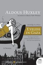 Eyeless in Gaza by Aldous Huxley (2009, Paperback)
