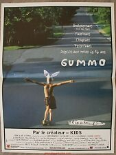 GUMMO Affiche Cinéma ORIGINALE / Movie Poster HARMONY KORINE JACOB SEWELL