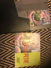 Millipede with Manual NES Nintendo And Dust Cover
