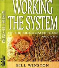Working The System of the Kingdom of God - Vol 2 - Bill Winston 4 DVD Teaching