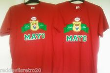 Mayo GAA (Job Lot 2) 2013 All Ireland Gaelic Football T-Shirts (Adult Medium)