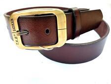 Designer Genuine Leather Belt for Men's Formal & Casual Wear