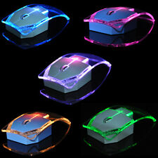 2000DPI 2.4G Wireless Professional LED Light-up Gaming Mouse Mice for PC Laptop