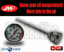 Motorcycle Oil temperature gauge - M20 X 2.5  Exposed needle length: 153mm