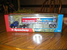 JUST RELEASED- 2016-Speedway Gas Tanker By FIRST GEAR 1/64 Scale-New in Box