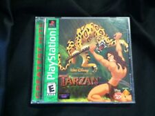 Disney's Tarzan (Sony PlayStation 1, 1999) PS1 Game Complete~Tested