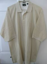 Maybach Mens Golf PoloShirt XL Khaki Tan Color Brand New
