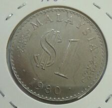 Willie: Malaysia 1980 1 Ringgit