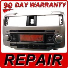 REPAIR SERVICE ONLY Toyota 4 Runner Radio MP3 CD Player JBL Factory OEM FIX FM
