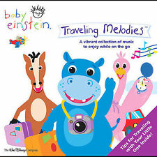 Baby Einstein Traveling Melodies (CD) Brand New, Factory Sealed, Free Shipping!