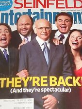 JERRY SEINFELD Entertainment Weekly 2009 JULIA LOUIS-DREYFUS Whitney Houston