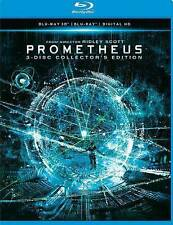 Prometheus (Blu-ray Disc, 2015, 3D)