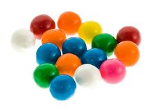 1 LBS BUBBLE KING GUM BALLS 1/2 INCH ASSORTED