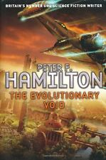 The Evolutionary Void By Peter F. Hamilton. 9781405088947