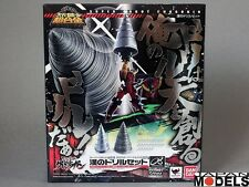 Src Super Robot Chogokin  DRILL SET OF MANLINMESS  BANDAI Tamashi Nuovo