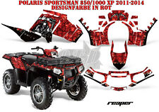AMR Racing DECORO GRAPHIC KIT ATV POLARIS SPORTSMAN modelli Reaper B