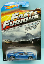1337 HOT WHEELS / CARTE US / FAST & FURIOUS FAST FIVE / FORD GT 40 1/64