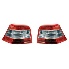 Rear Light Set: Rear Lamp Set Golf 4 Red/White/Clear | HELLA 9EL 007 720-851