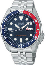 Seiko SKX175 Mens Divers Watch Automatic  Stainless Steel