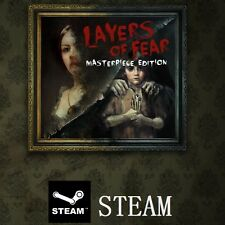 Layers of Fear: Masterpiece Edition (Inheritance) STEAM Key Code PC, Mac & Linux