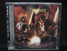 DERDIAN New Era Pt. 2 War Of The Gods + Video Clip JAPAN CD  Darksky Cyclops