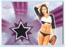"MELISSA RISO ""SWATCH CARD"" BENCHWARMER SIGNATURE SERIES 2015"
