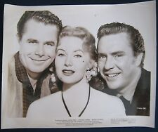 orig. Pressefoto / still  USA    The Redhead and the Cowboy  G.Ford, R.Fleming